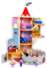 Ben y Holly Playset Castillo Mágico