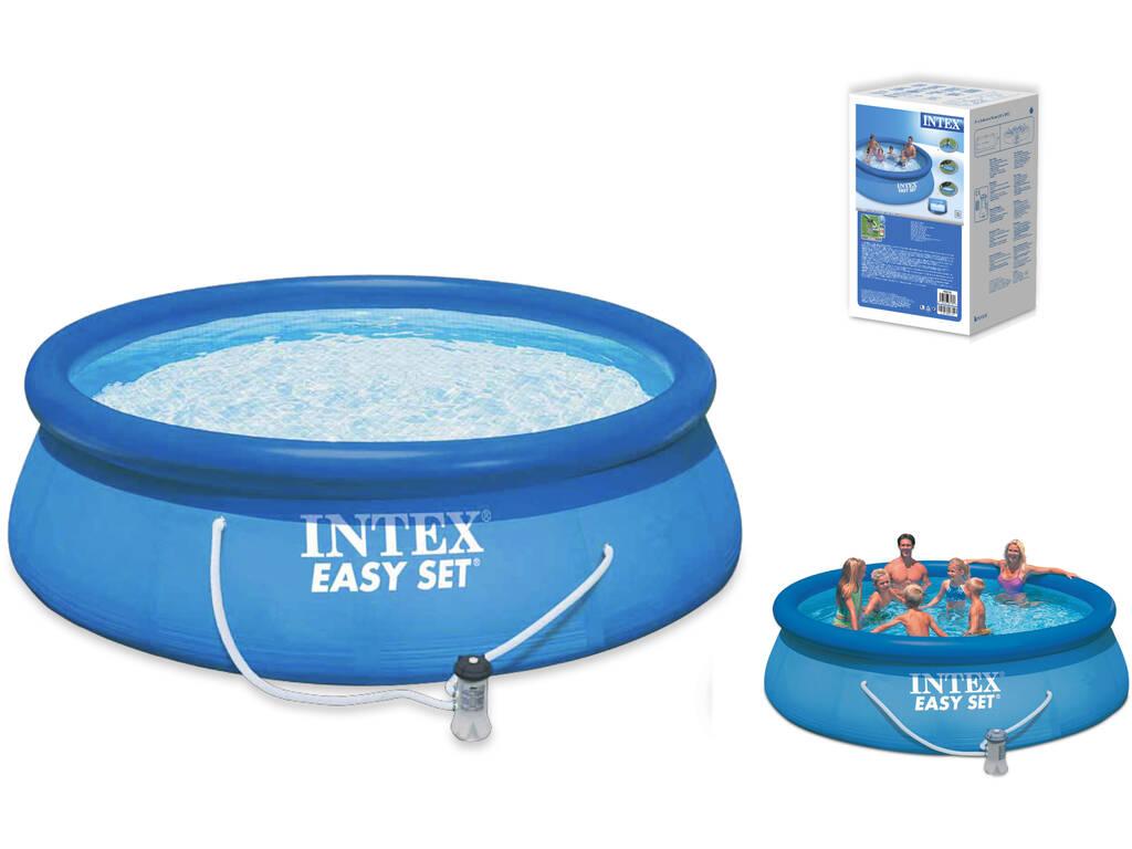 Acheter piscine hors sol 366 x 76 cm intex 28132 for Acheter piscine intex