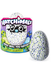 Hatchimals Dragon Vert