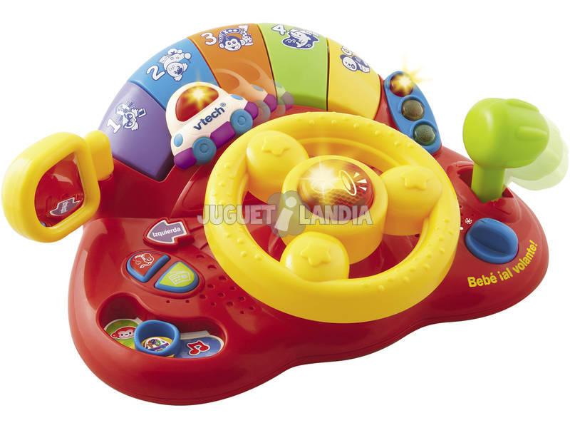 Bebé al volante