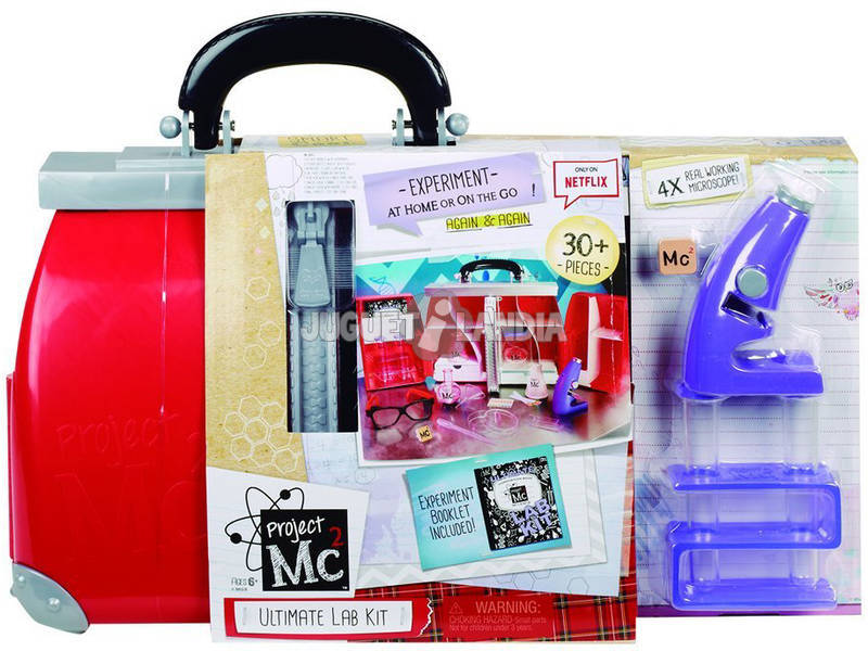 Kit Laboratorio Project Mc2