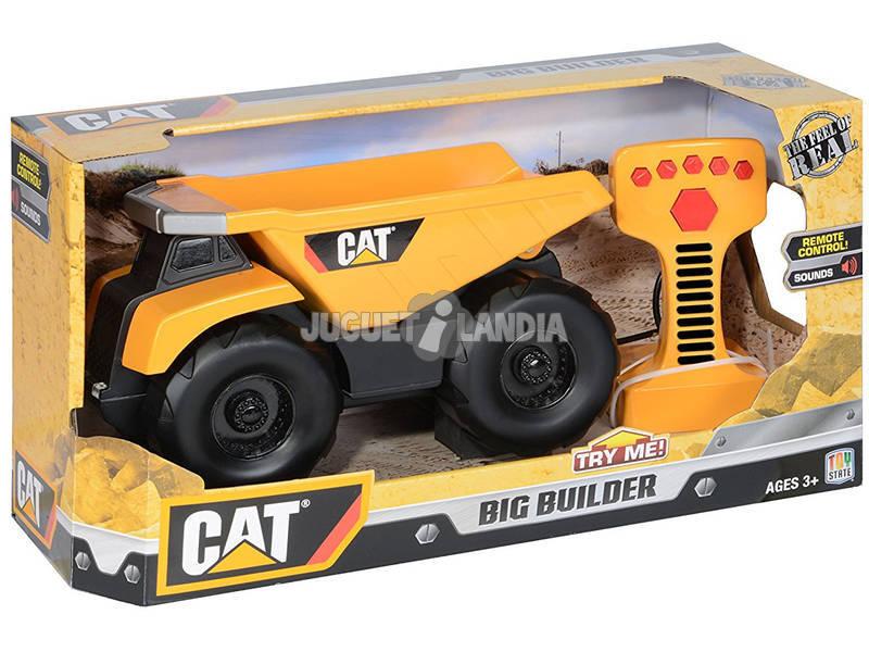 Big Builder Dump Truck Remote Machine