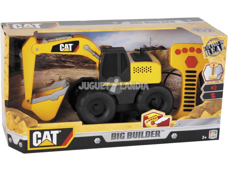 Big Builder Excavator Remote Machine Nikko 36639