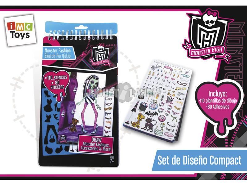 Monster High set de diseño compact
