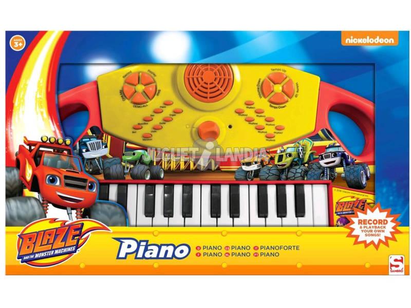 Blaze Piano