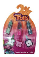 Trolls Color Temporal Pour Les Cheveux