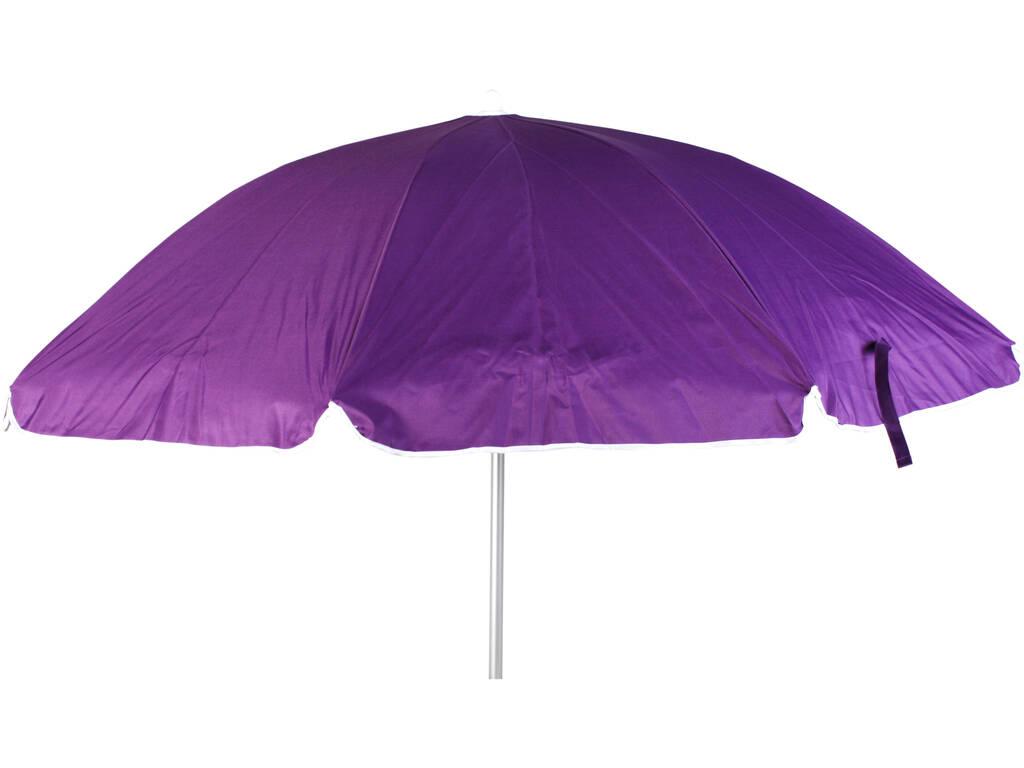 acheter parasol 180 cm polyester 8 baleines juguetilandia. Black Bedroom Furniture Sets. Home Design Ideas