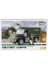 Camión Militar 182 piezas