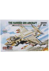 imagen Juego de Construcción Avión Militar Harrier GR9 224 Piezas