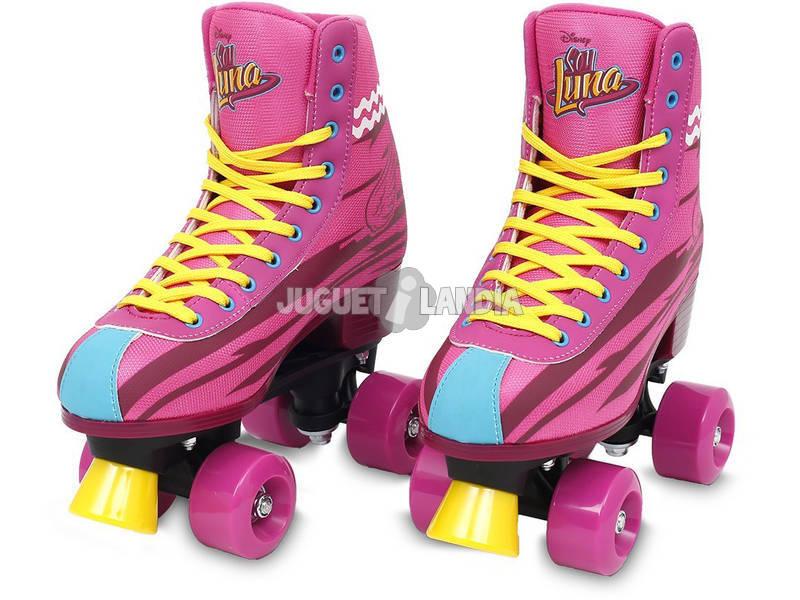 Eu sou o treinamento do rolo dos patins de Luna (tamanho 34/35)