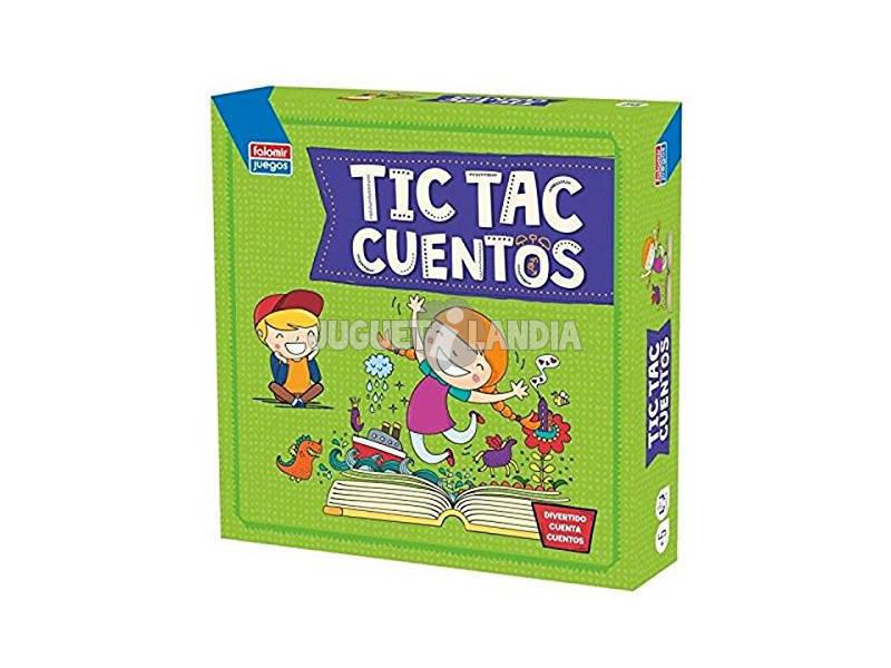 Tic Tac Cuentos