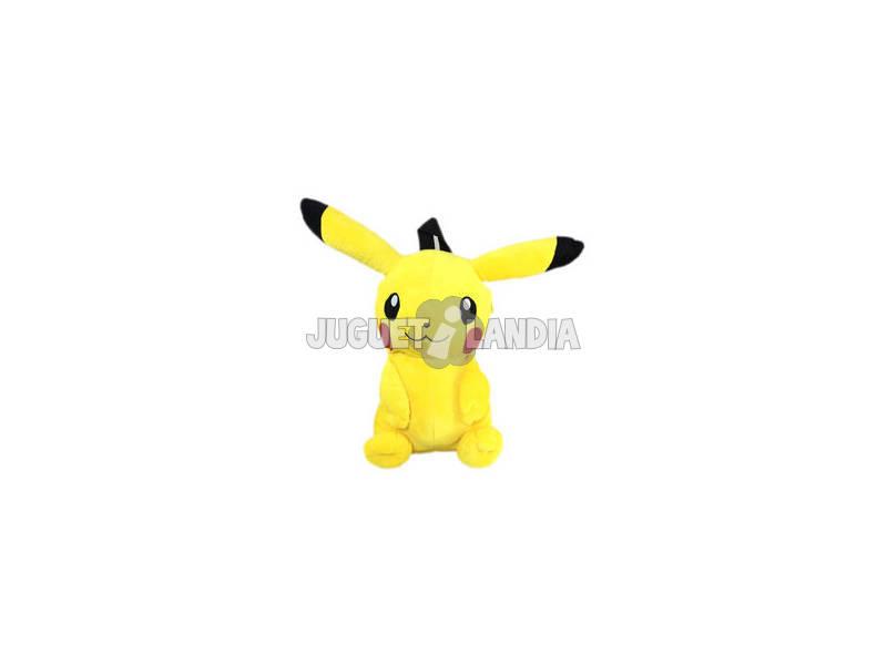 Pokemon Mochila Peluche