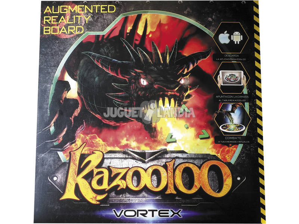Juego Realidade Virtual Kazooloo Vortex