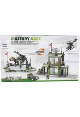 Base Militaire 425 Pièces
