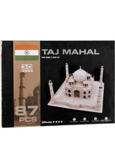 Puzzle 3D Taj Mahal 87 piezas