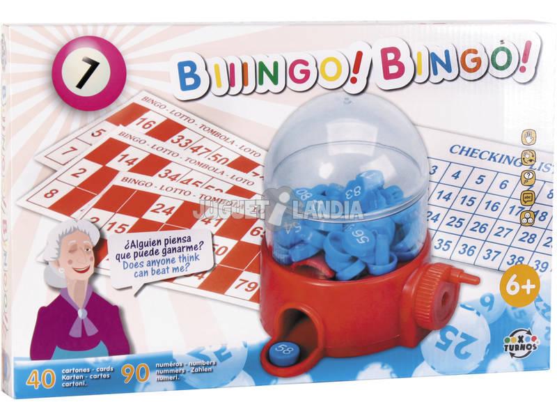 Bingo 90 numeros com 40 cartões