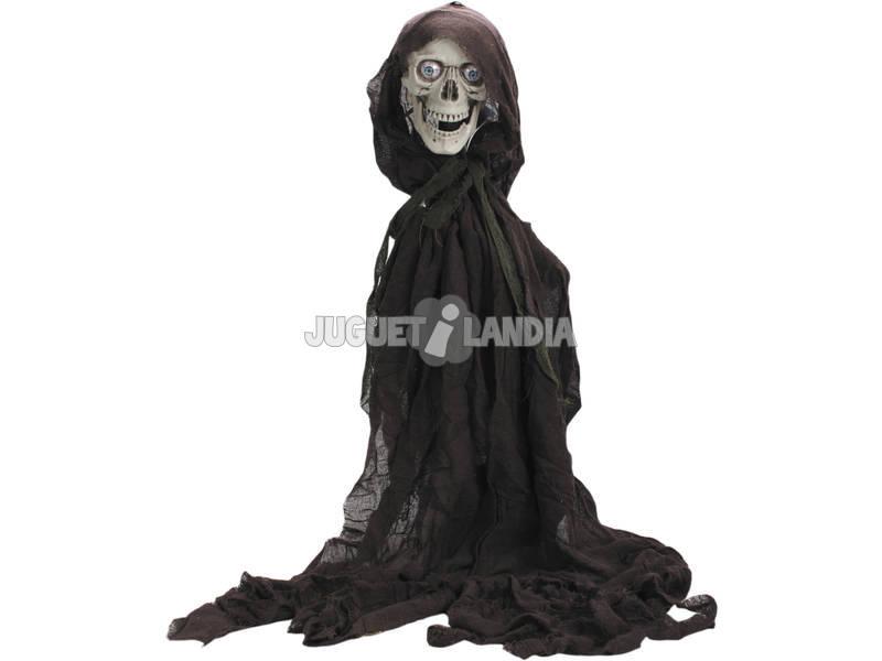 Esqueleto Falante Com Chilaba 50x20x153 cm.