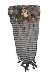 Esqueleto Prisionero Con Luz 49x7x115 cm.
