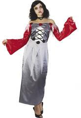 Costume Vampira Zombi Donna L