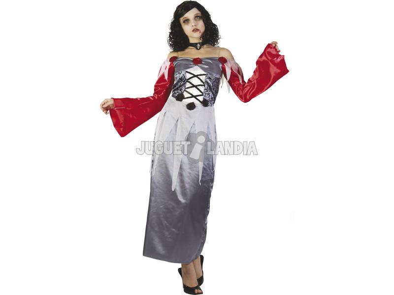 Maschera Vampira Zombi Donna Taglia XL