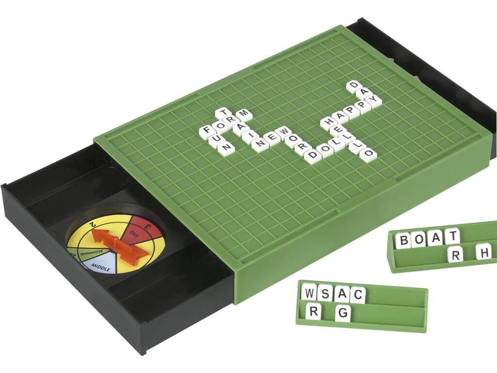 Brettspiel-Wörter Form