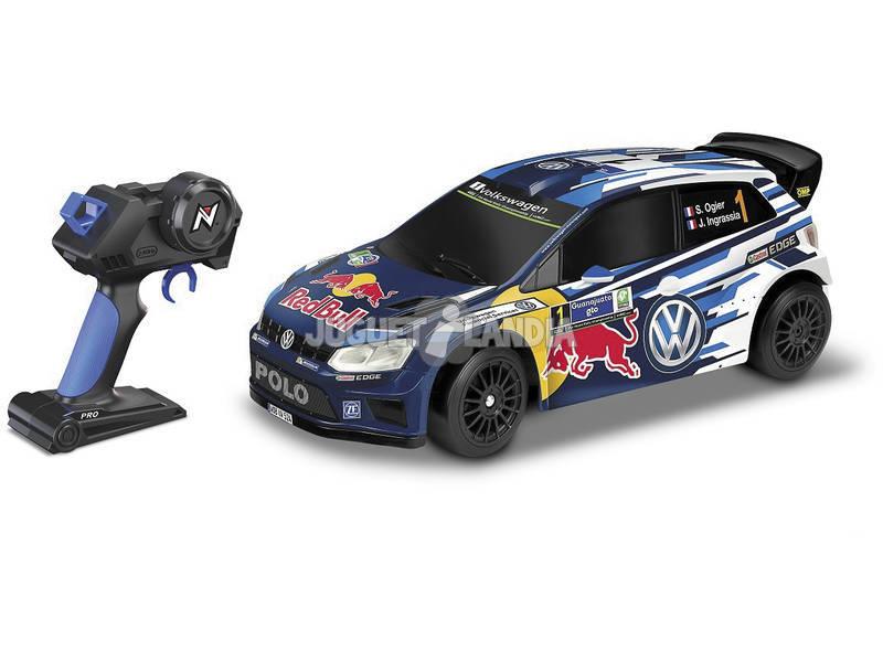 Rádio Controlo 1:16 Volkswagen Polo WRC
