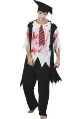 Costume Laureato Sanguinante Uomo L