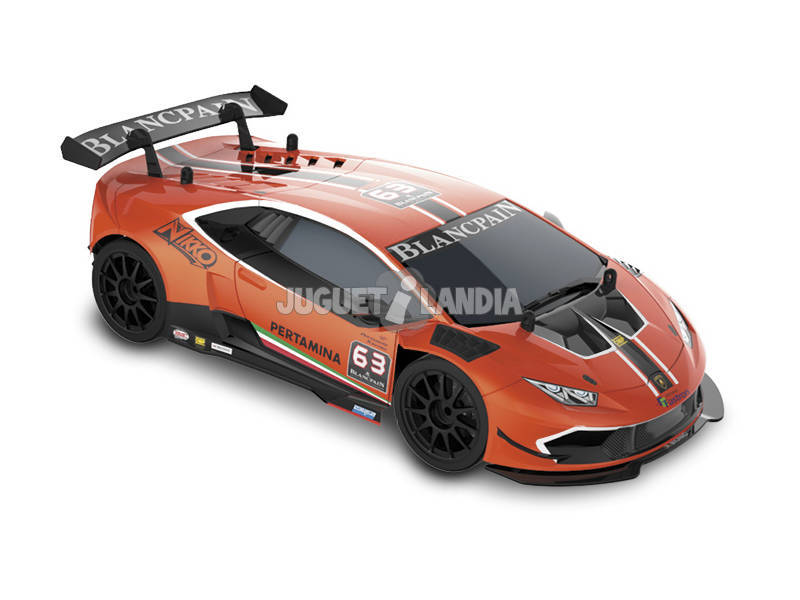 acheter radio control 1 14 lamborghini huracan lp 6220 2 juguetilandia. Black Bedroom Furniture Sets. Home Design Ideas