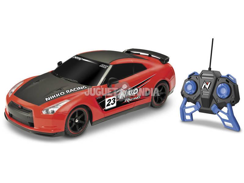 Rádio Controlo 1:16 Nissan GTR