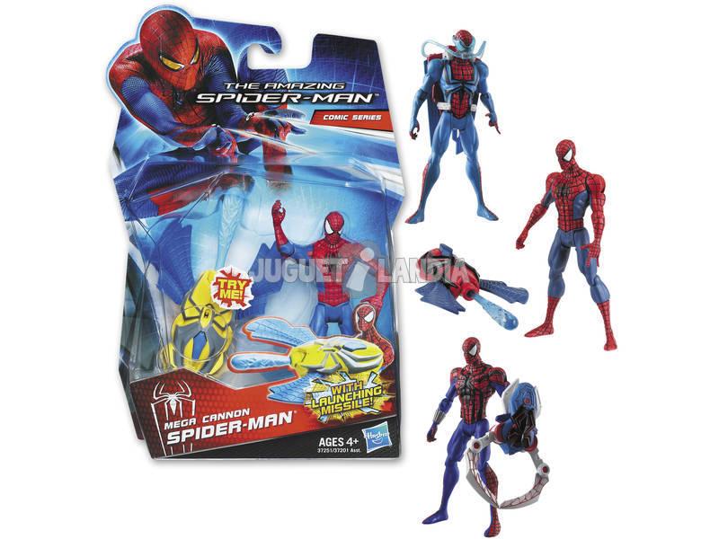 Spiderman figuras de accion 9 cm. Hasbro 37201186