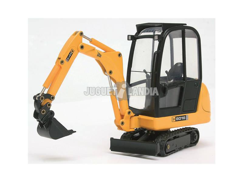 Mini escavatore JCB 8016