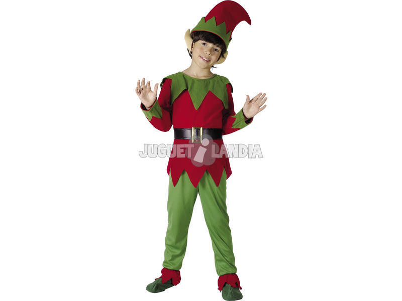 Disfraz Niños XL Elfo