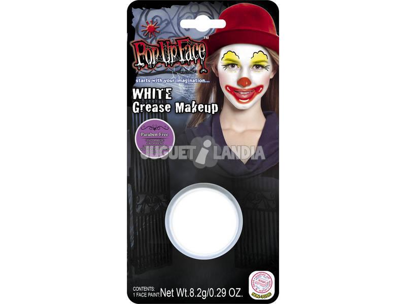 Creme Maquilhagem Facial Branco 8.2 gr.