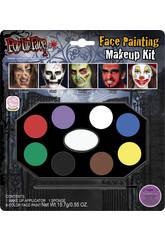 Maquillaje Facial Halloween