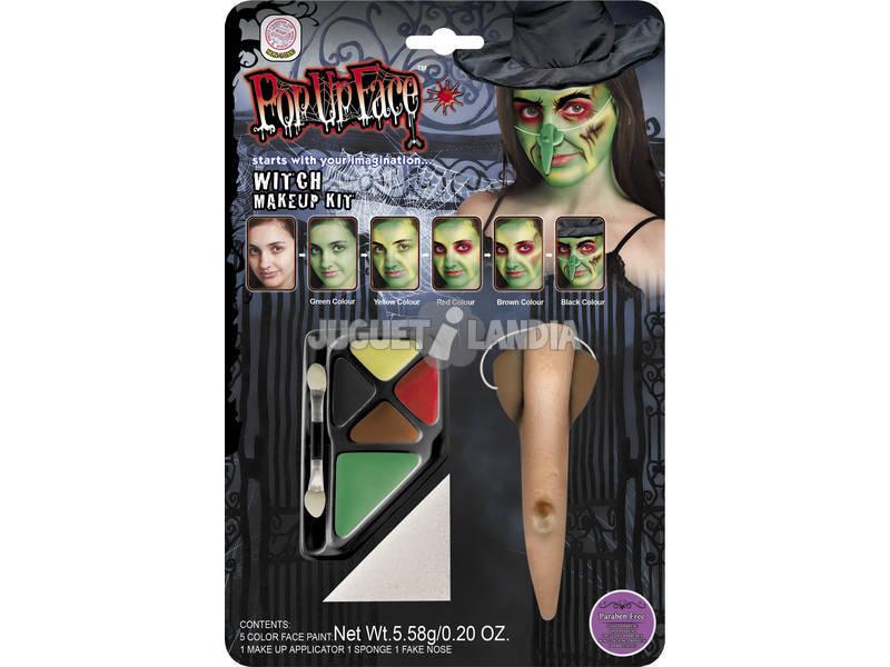 Set Maquilhagem Bruxa