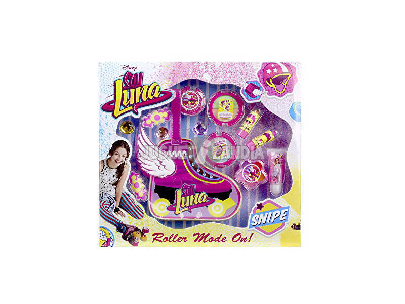 Soy Luna Roller Mode On