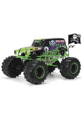 Radio control 1:8 Monster Grave Digger 4x4