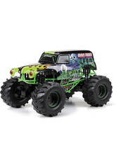 Radio control 1:10 Monster Grave Digger 4x4