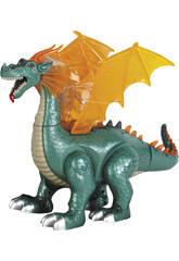Dragon Marcheur 34 cm