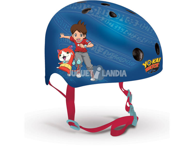 Yo Kai Watch Capacete Junior