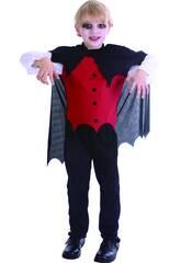 imagen Disfraz Vampiro Niño Talla XL