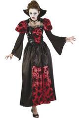 Maschera Vampira Gotica Donna Taglia XL