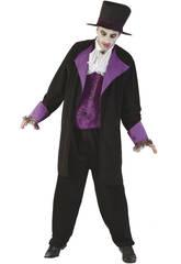 Disfraz Vampiro Duque para Hombre Talla L