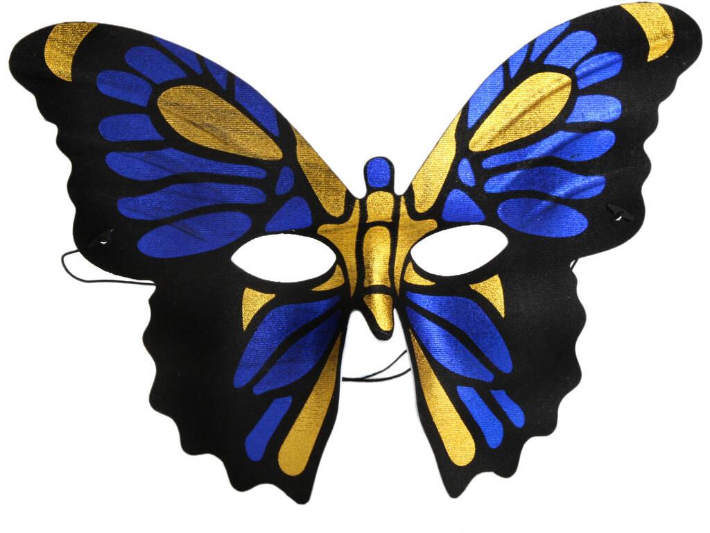 Acheter masque papillon juguetilandia - Masque papillon carnaval ...