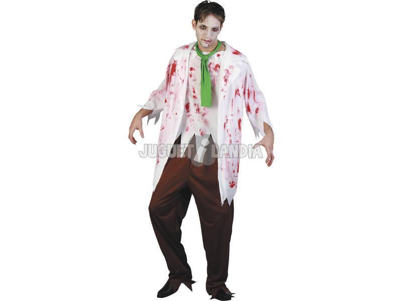 Disfraz Doctor Psicopata Hombre Talla L