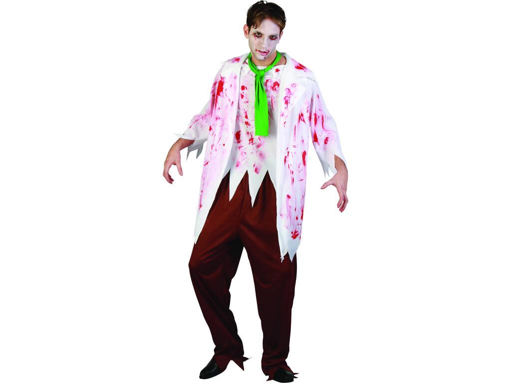 Déguisement docteur psychopathe homme XL