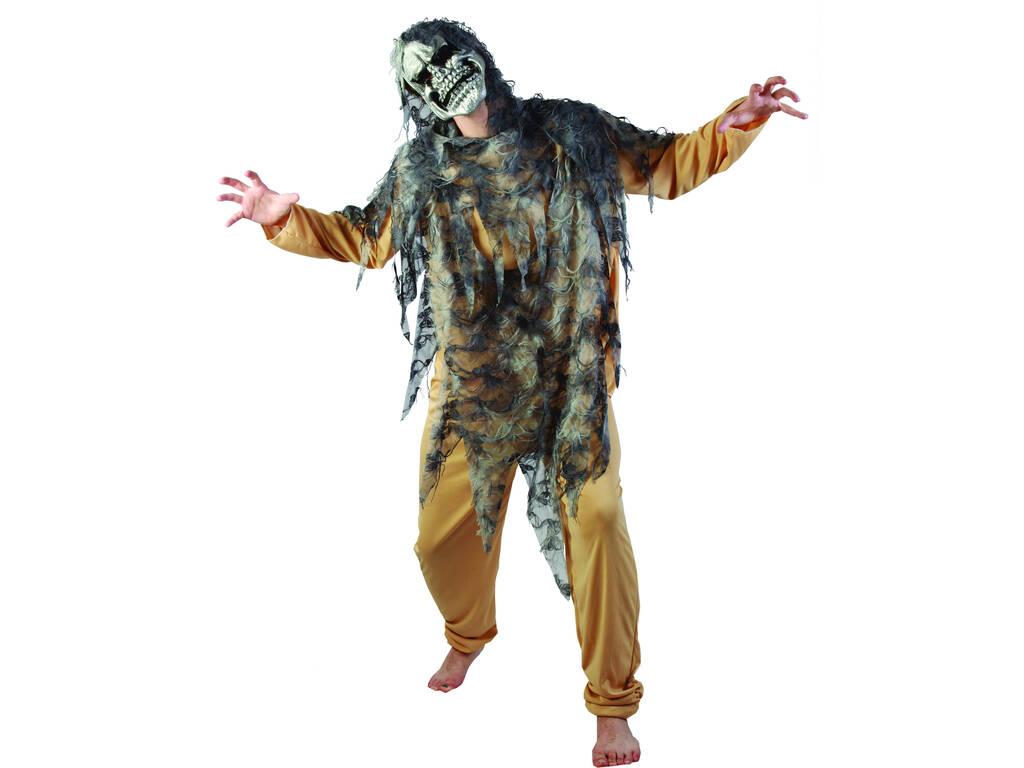 Fantasia Senhor da Morte Homem Tamanho L