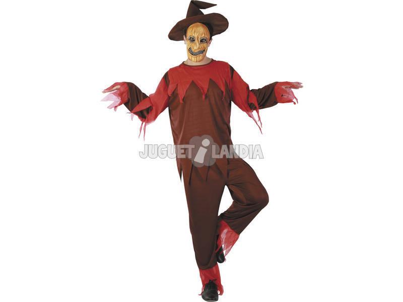 Costume Zucca di Fuoco Uomo L