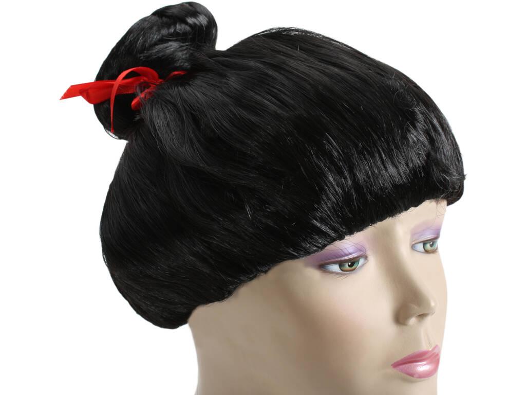 Parrucca Adulto Geisha