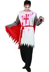 Costume Cavaliere Sanguinante Uomo L